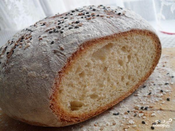Рецепт Гороховый хлеб