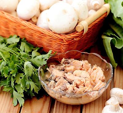 Рецепт Голубцы с рыбой