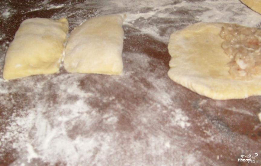Картофельные зразы отварные - фото шаг 4