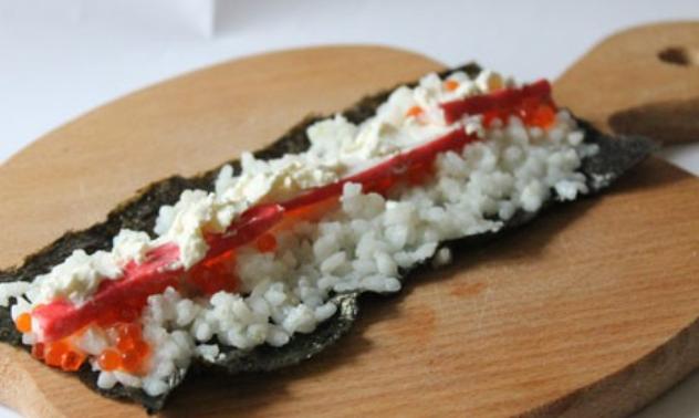 Как приготовить суши филадельфия в домашних условиях рецепты 29