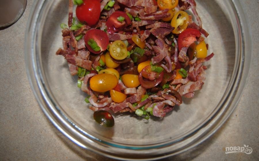 Салат из чипсов - фото шаг 5