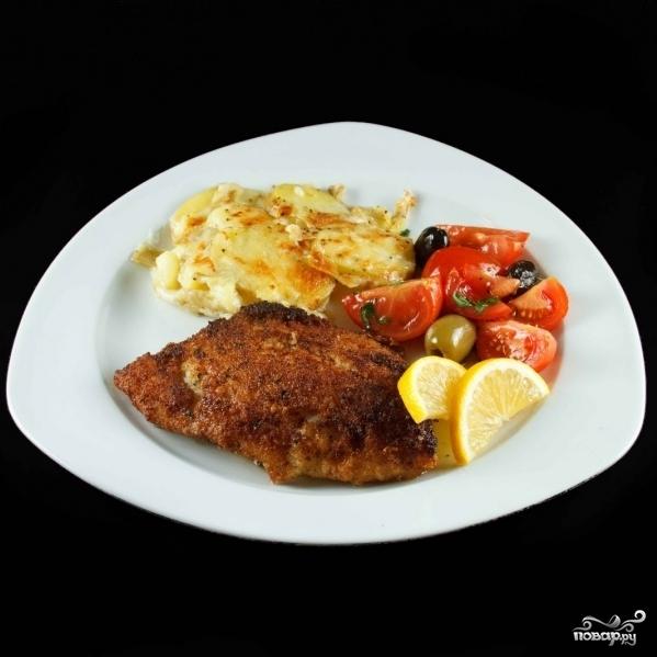 Рыба по-мончегорски - фото шаг 8