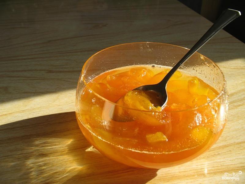 Варенье из абрикосов (киевское)