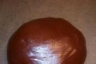 Шоколадная мастика с маршмеллоу