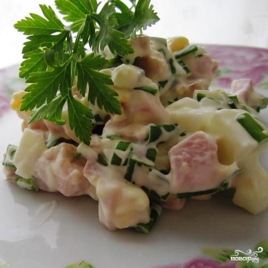 Салат из свиного сердца - фото шаг 7
