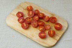 Пицца с овощами - фото шаг 9
