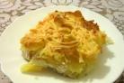 Картофельная запеканка с грудкой