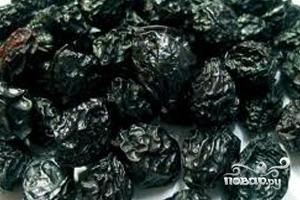 Рецепт Варенье из чернослива