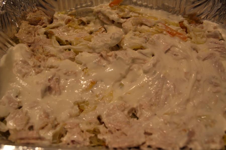 капустная запеканка в духовке видео рецепт
