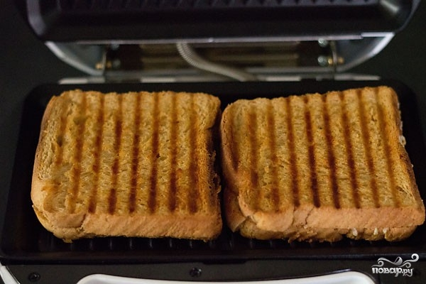 Горячие сэндвичи - фото шаг 5