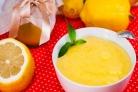Лимонный крем