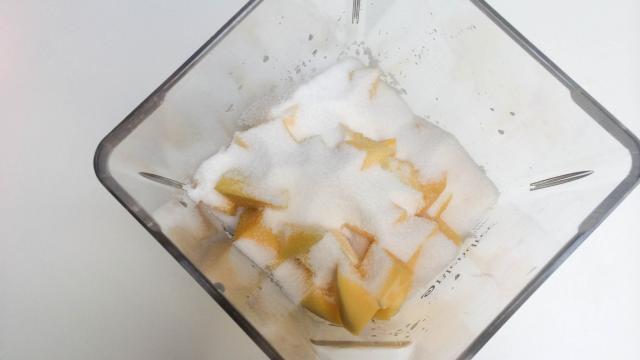 Напиток из манго - фото шаг 4