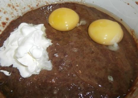 Рецепт Печеночный торт в мультиварке