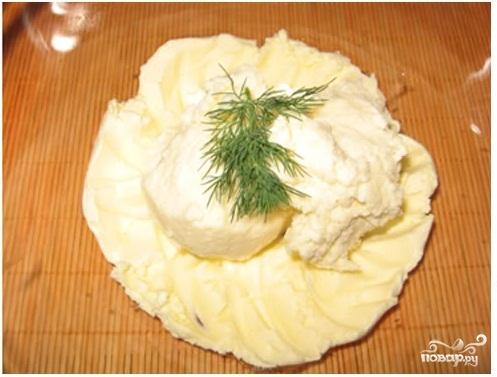 Перец сладкий, фаршированный сыром - фото шаг 2