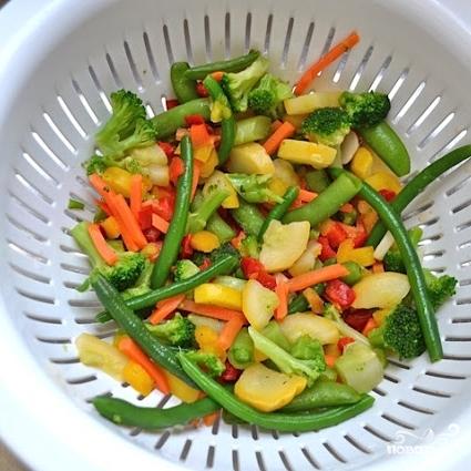 Кисло-сладкий овощной стир-фрай - фото шаг 2