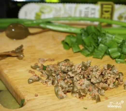 Салат картофельный с яблоками - фото шаг 3
