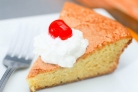 Бисквитный торт с разрыхлителем