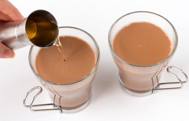 Кофе с Амаретто - фото шаг 7