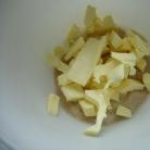 Рецепт Овсяное печенье с миндалем и шоколадом