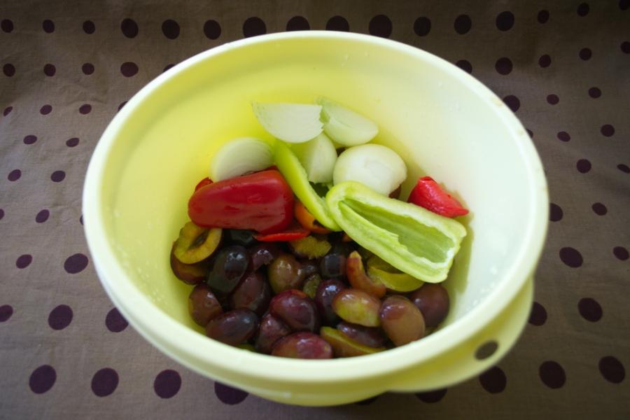 Рецепт Аджика из слив