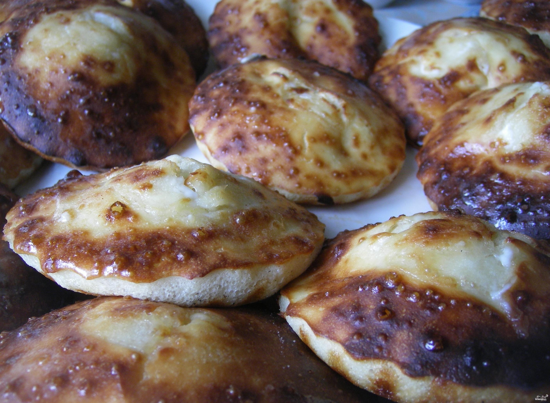 Шаньги с картошкой - Пошаговый рецепт с фото Выпечка 73