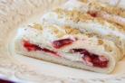 Пирог с вишней из дрожжевого теста