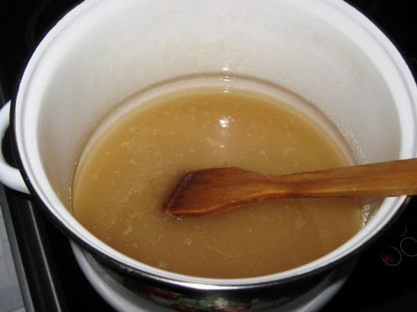 Варенье из яблок в сиропе - фото шаг 5