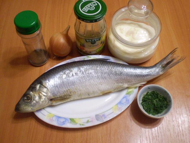 Рецепт Селедка по-домашнему