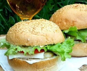 Фишбургер - фото шаг 6