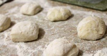 Рецепт Пирожки жареные с повидлом
