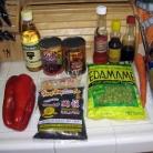 Рецепт Тройной бобовый салат