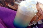 Алкогольный коктейль в блендере