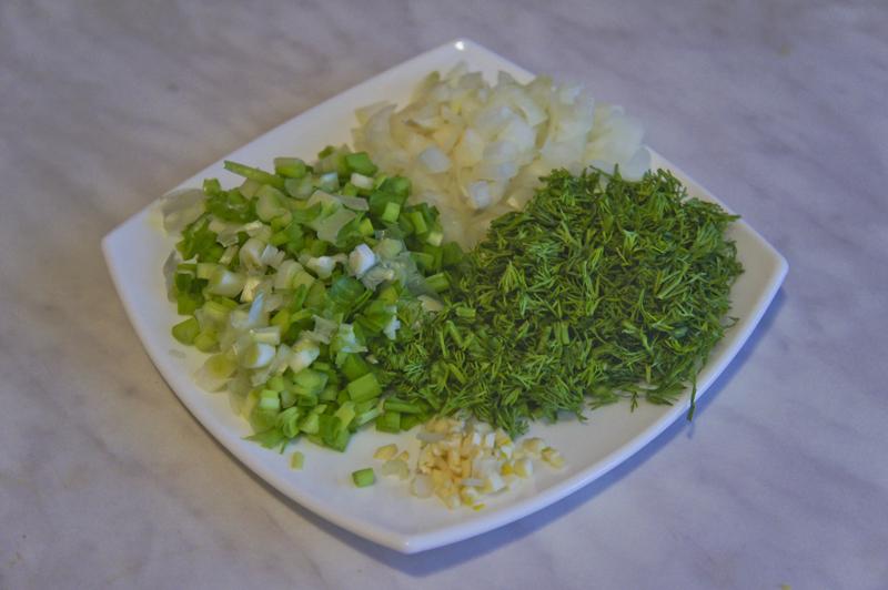 Каннеллони с сыром - фото шаг 2