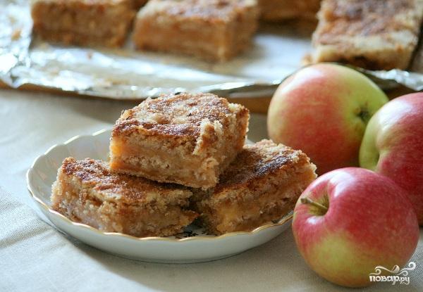 Венгерский яблочный пирог