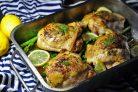 Быстрый маринад для курицы