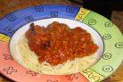 Спагетти с соусом Долмио