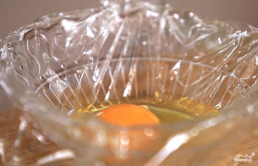 """Яйца """"Бенедикт"""" под соусом """"Голландез"""" - фото шаг 2"""