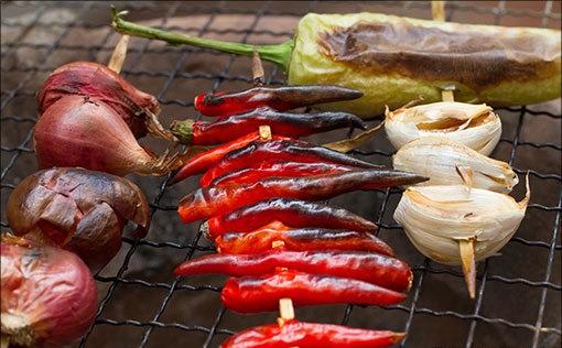 Тайский рыбный суп - фото шаг 1