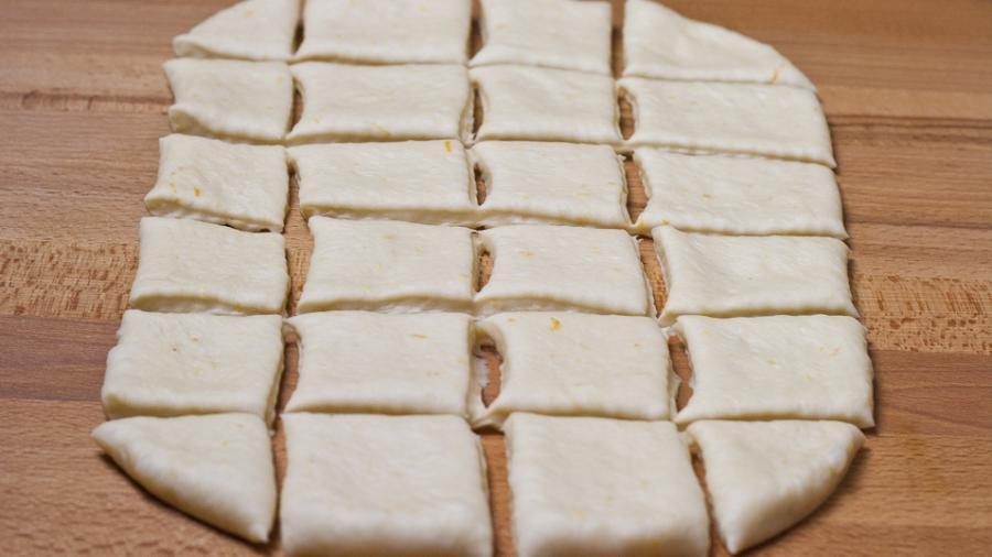Пирожки с вареньем в духовке - фото шаг 4