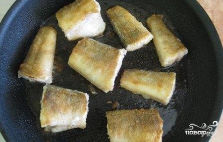 Минтай в духовке с картофелем - фото шаг 6