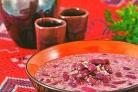 Армянский фасолевый суп
