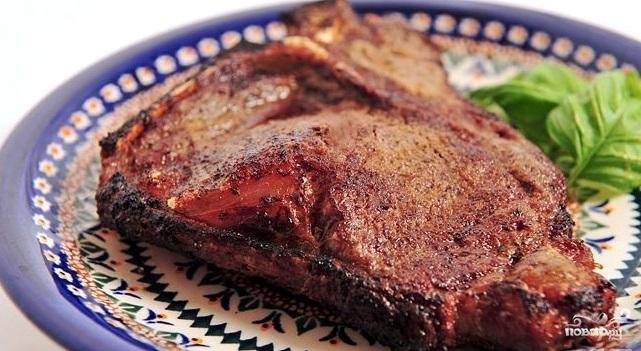 рецепт запекания в духовке говядины в фольге с фото
