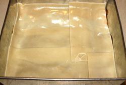 Лазанья из баклажанов с фаршем - фото шаг 5