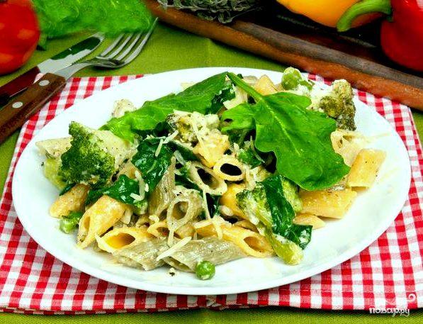 шпинат и брокколи рецепты приготовления