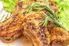 Мясо на косточке (обжаренное и запечённое)