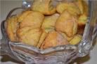 Печенье Ушки из творога