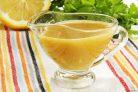Соус горчичный (рецепт для салата)