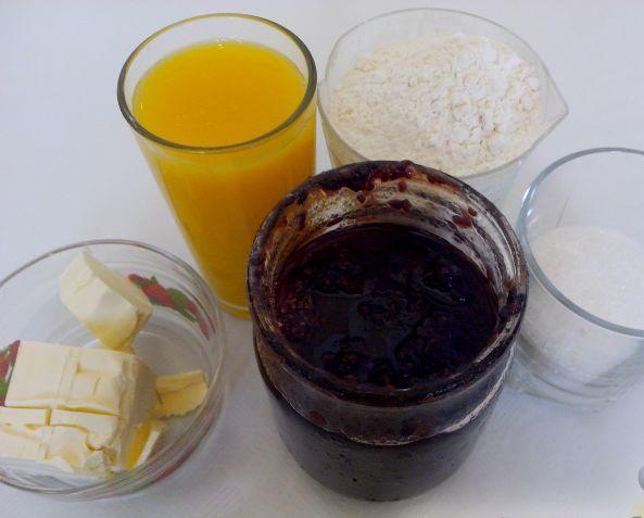 Печенье с вареньем и крошкой - фото шаг 1