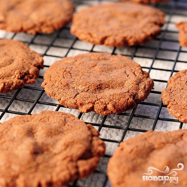 Печенье из крема Nutella - фото шаг 8