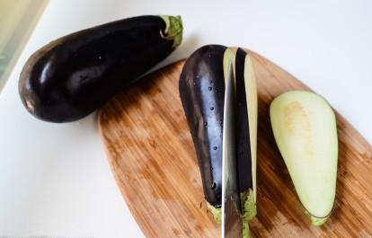 Рецепт Рулетики из баклажанов с сыром